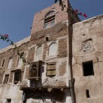Buildings in old city of Sana'a 1